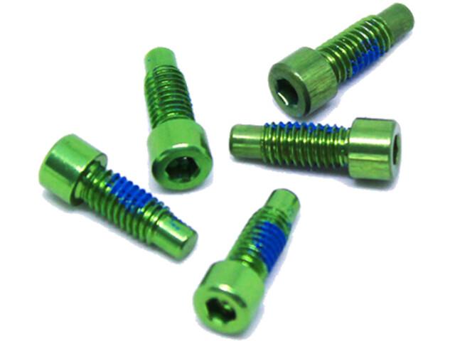 magped Enduro Reserve Pinnen 11mm aluminium 32 stuks, green